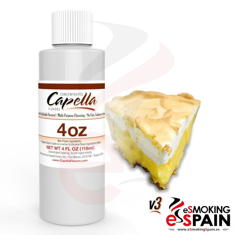 Aroma Capella Lemon Meringue Pie V3 118ml (*nº167)