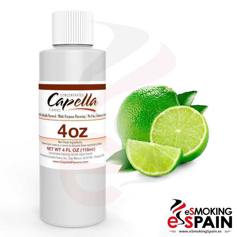 Aroma Capella Lime 118ml (*nº72)