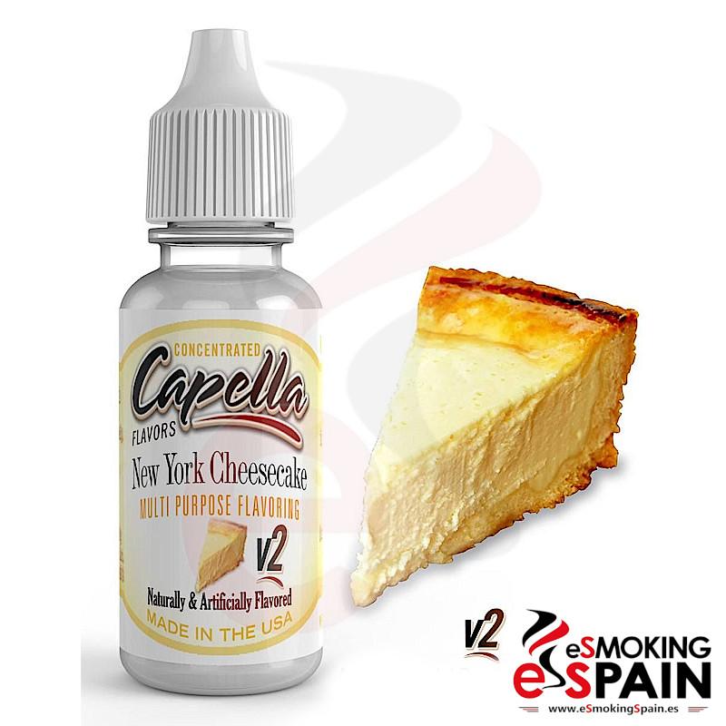 Aroma Capella New York Cheesecake V2 13ml (*nº101)