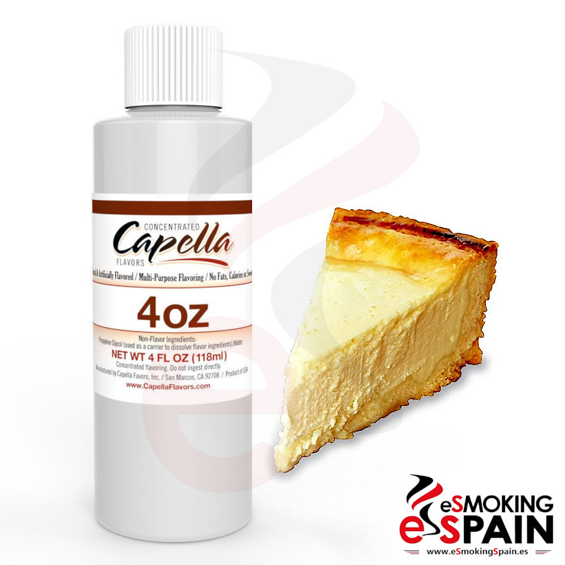 Aroma Capella New York Cheesecake 118ml (*nº35)