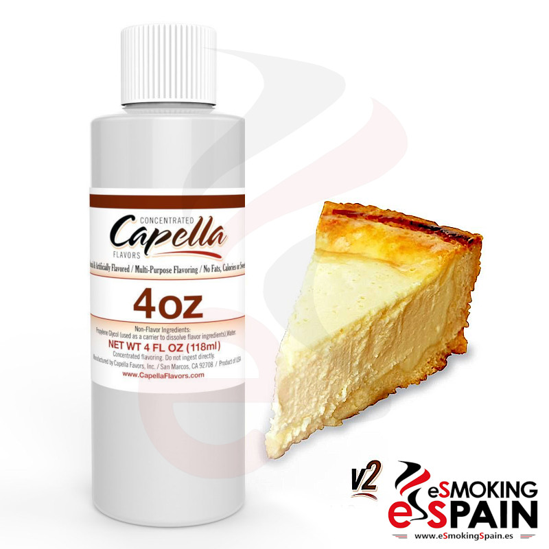 Aroma Capella New York Cheesecake V2 118ml (*nº101)