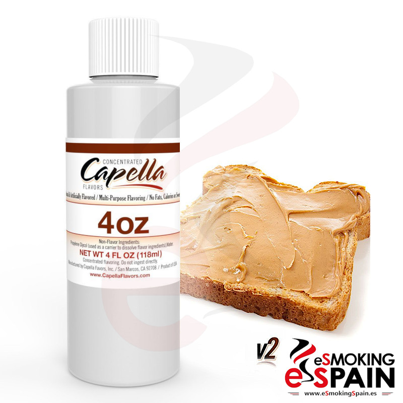 Aroma Capella Peanut Butter V2 118ml (*nº102)