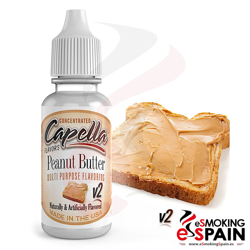 Aroma Capella Peanut Butter V2 13ml (*nº102)