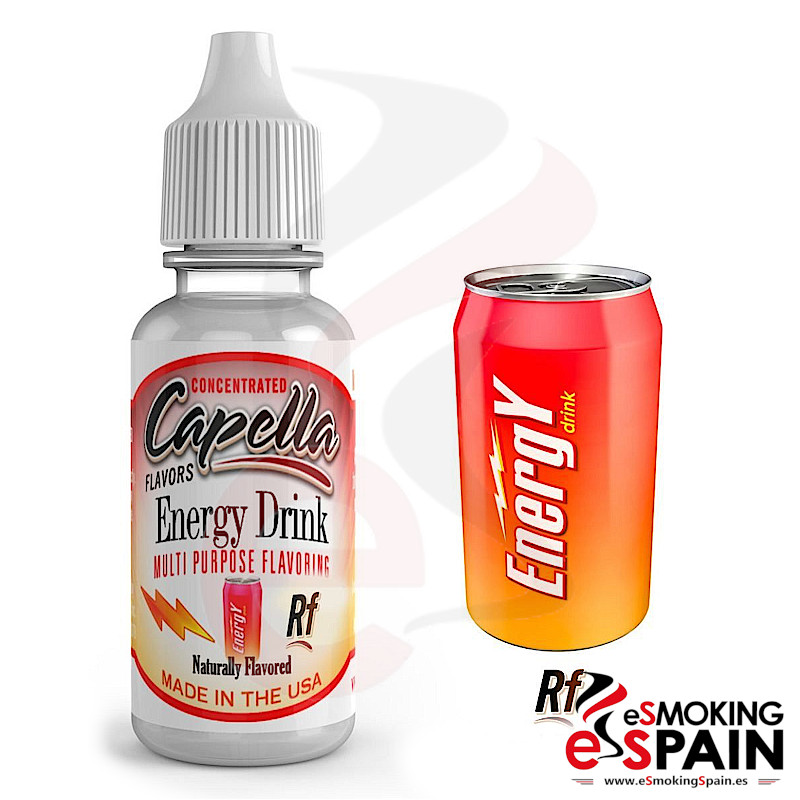 Aroma Capella Energy Drink RF 13ml (*nº63)
