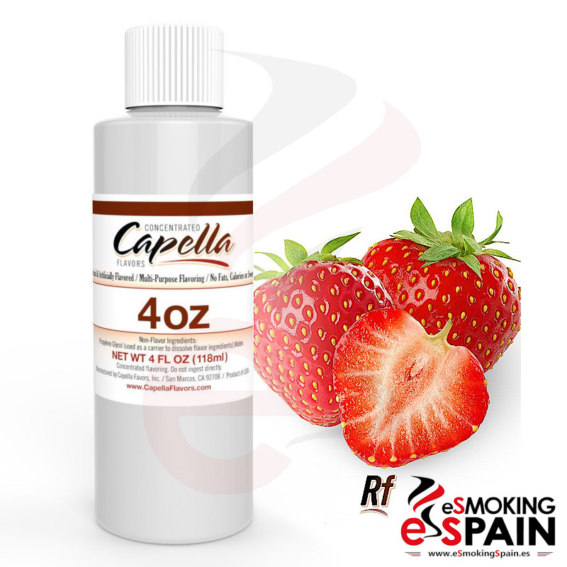 Aroma Capella RF Sweet Strawberry 118ml (*nº41)