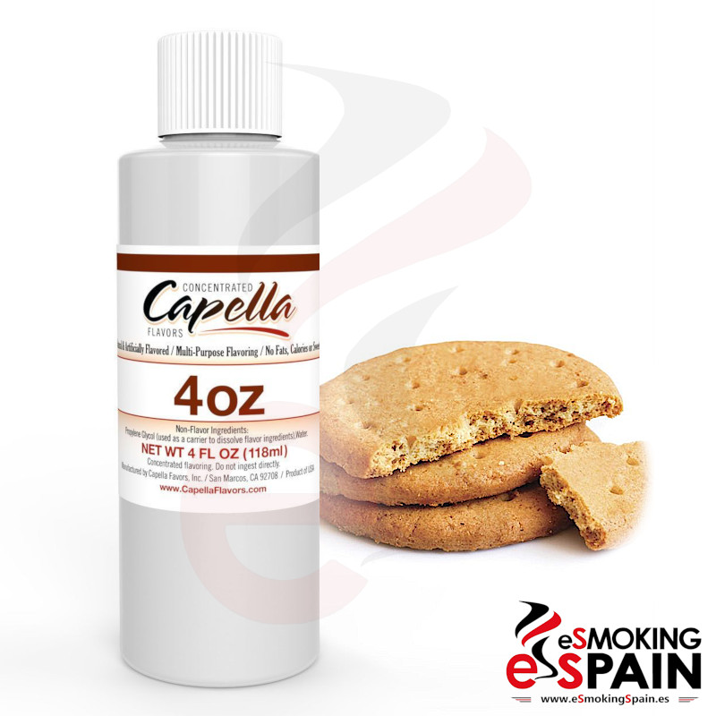 Aroma Capella Biscuit 118ml (*nº124)