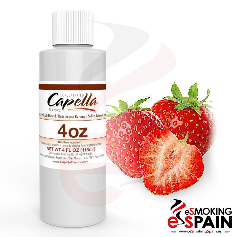 Aroma Capella Sweet Strawberry 118ml (*nº134)