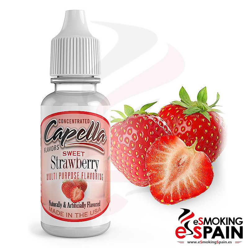 Aroma Capella Sweet Strawberry 13ml (*nº134)