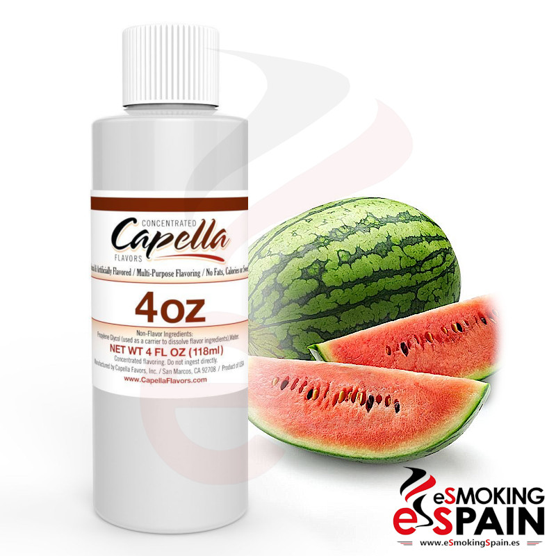 Aroma Capella Sweet Watermelon 118ml (*nº86)