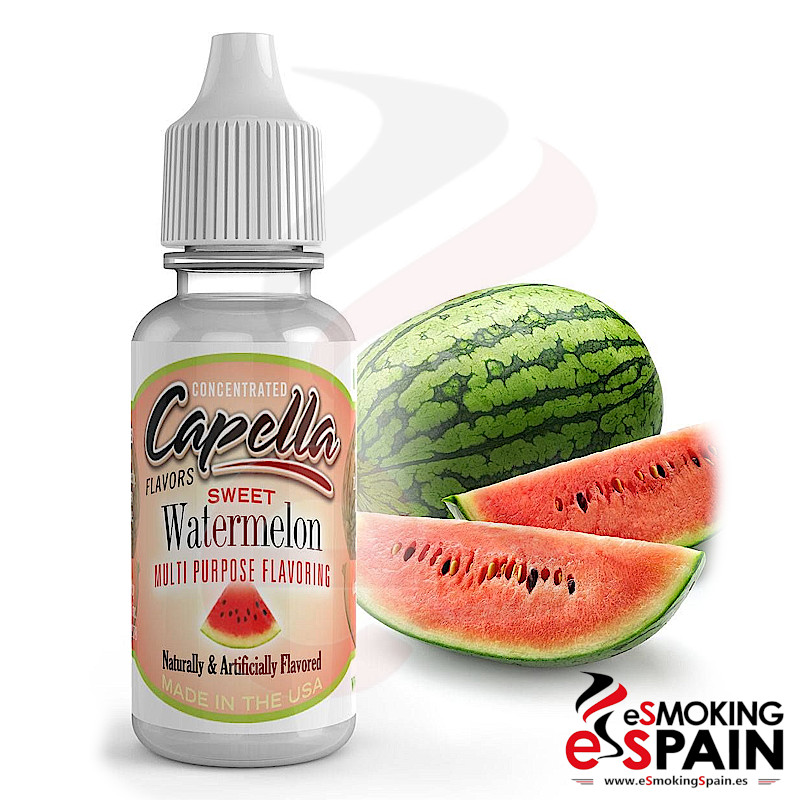 Aroma Capella Sweet Watermelon 13ml (*nº86)