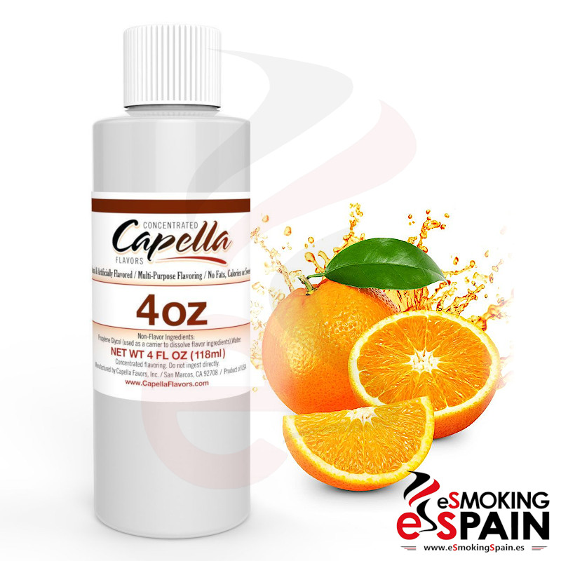 Aroma Capella Tangy Orange 118ml (*nº128)