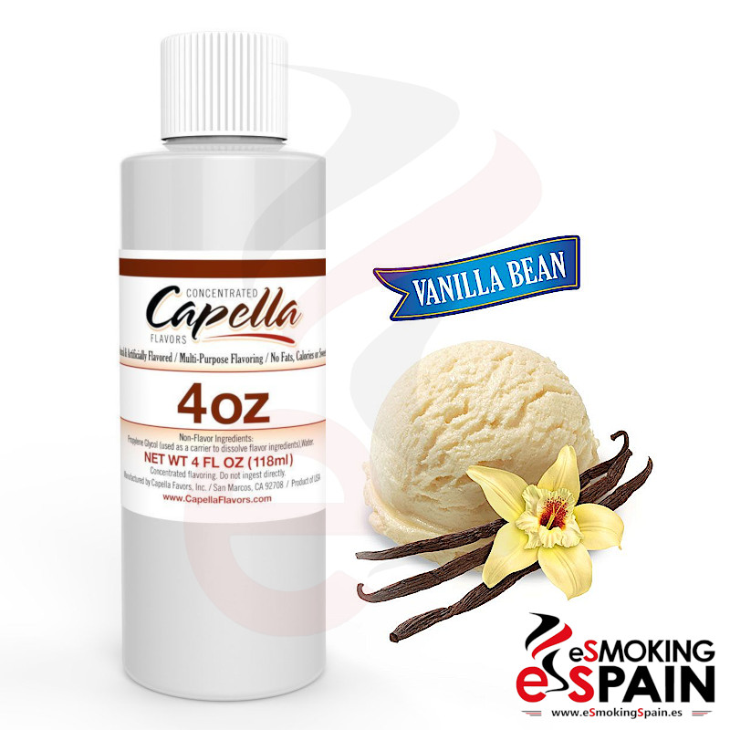 Aroma Capella Vanilla Bean Ice Cream 118ml (*nº87)