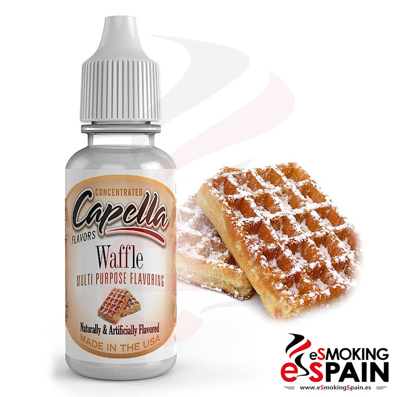 Aroma Capella Waffle 13ml (*nº24)
