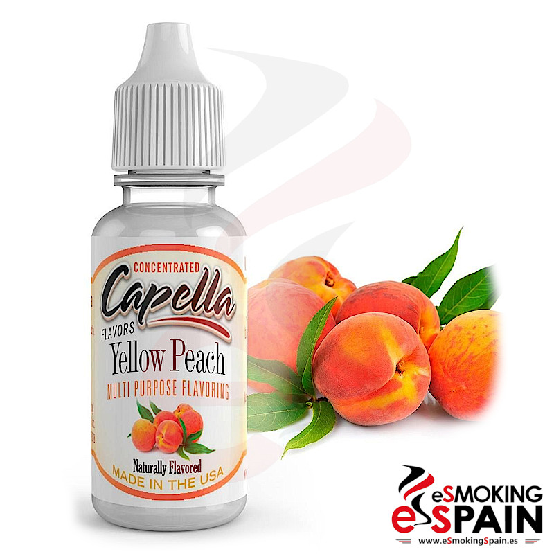 Aroma Capella Yellow Peach 13ml (*nº91)