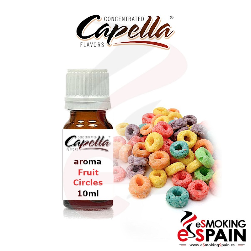 Aroma Capella Fruit Circles 10ml (nº132)