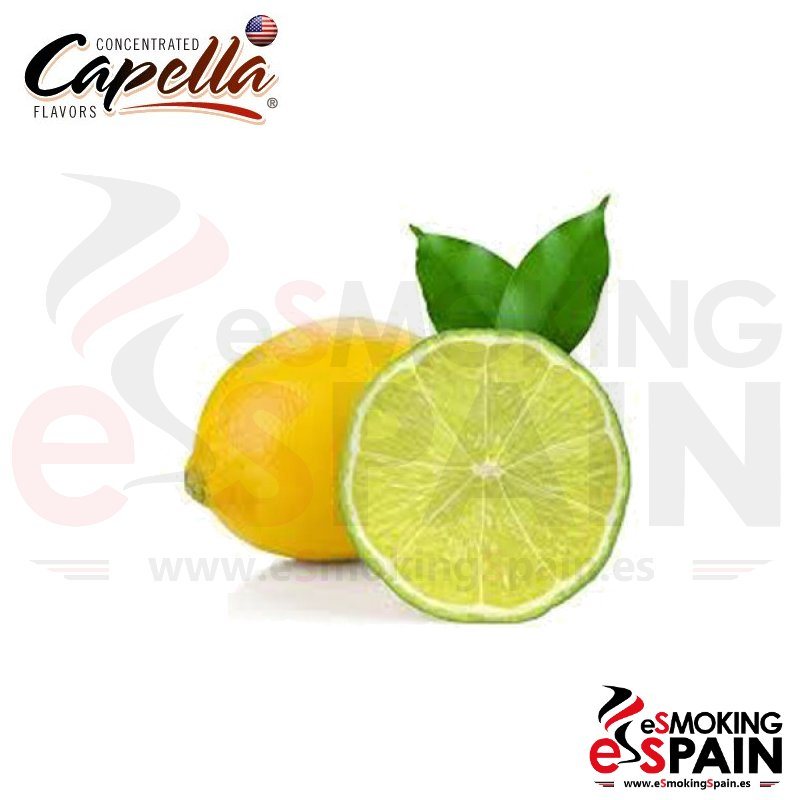 Aroma Capella Lemon Lime 10 ml (nº117)