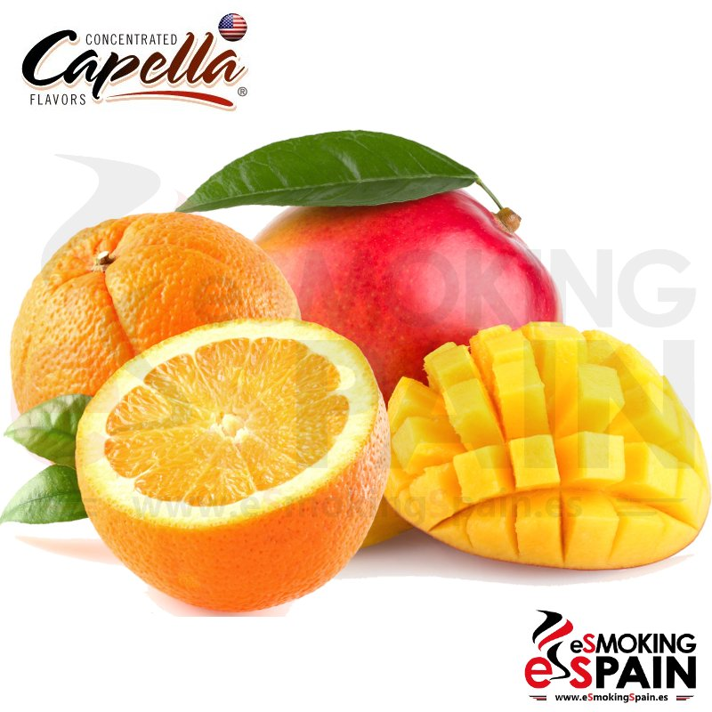 Aroma Capella Orange Mango 10ml (nº105)