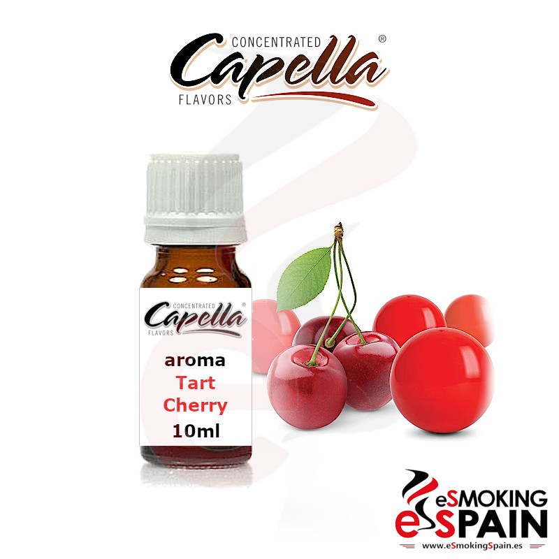 Aroma Capella Tart Cherry 10ml (nº127)