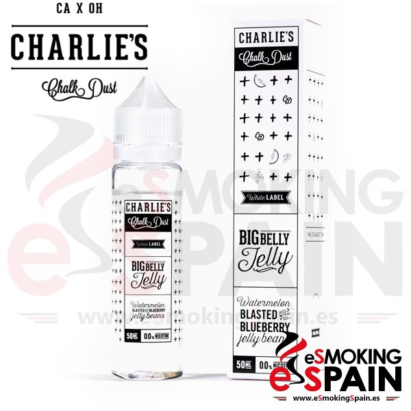 Liquido Charlie's Chalk Dust Big Belly Jelly 50ml