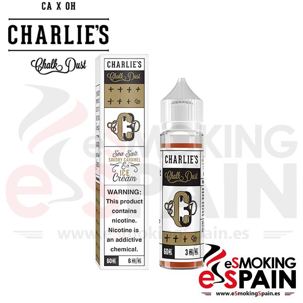 Liquido Charlie's Chalk Dust CCD3 50ml
