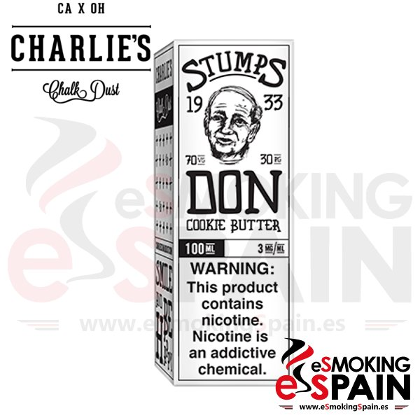 Liquido Charlie's Chalk Dust Don 50ml