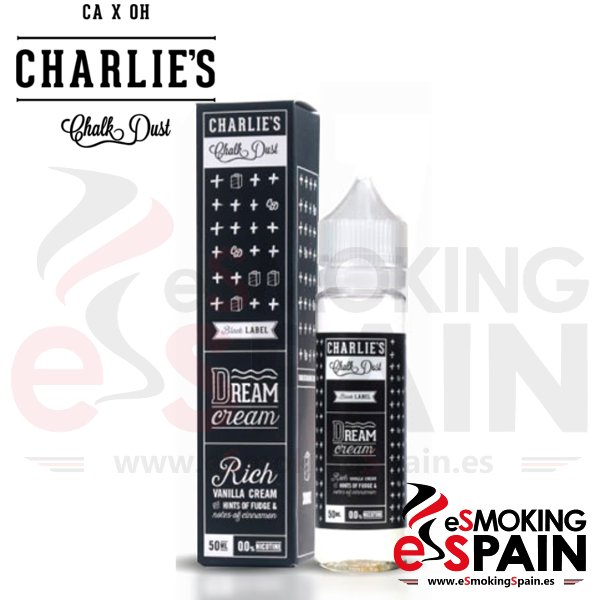 Liquido Charlie's Chalk Dust Dream Cream 50ml