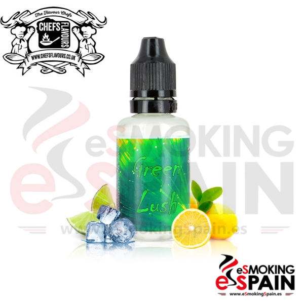 Aroma Chefs Flavours Green Lush 30ml (CV11)
