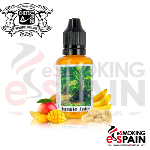 Aroma Chefs Flavours Jungle Juice 30ml (CV15)