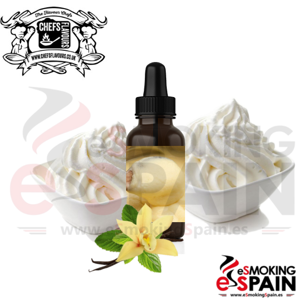 Aroma Chefs Flavours Virtual Custard 30ml (CV37)
