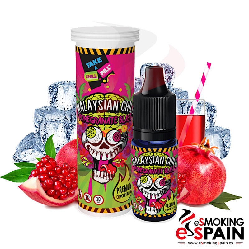 Chill Pill Malaysian Chill Pomegranate Blast Fresh Edition 10ml