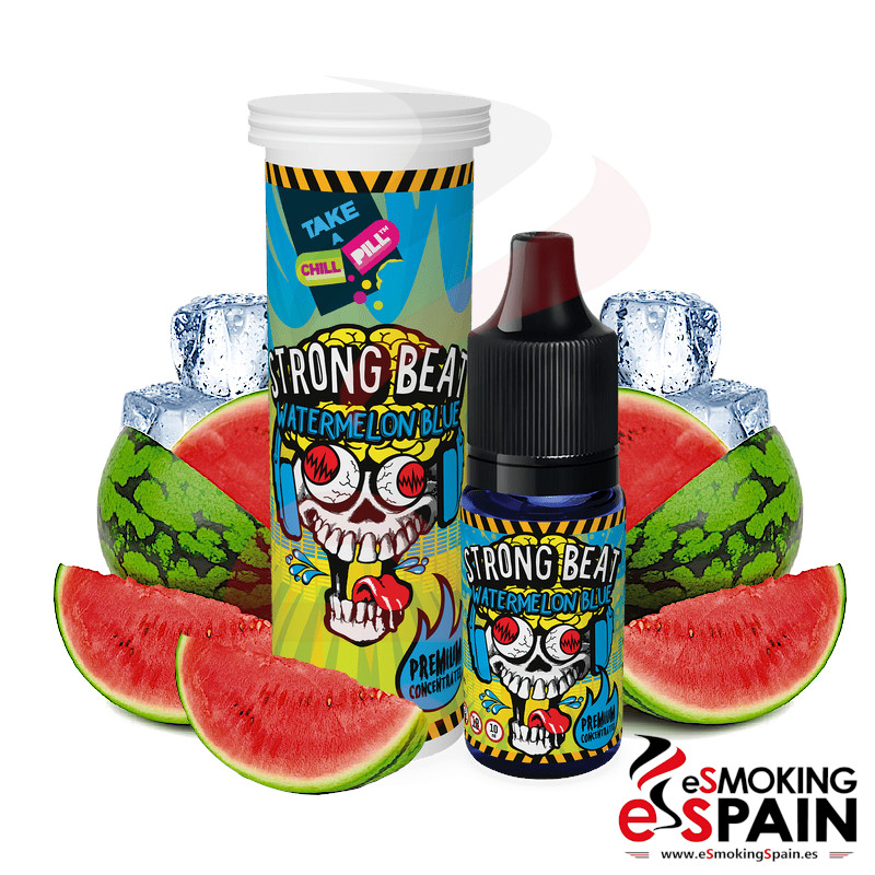 Chill Pill Strong Beat Watermelon Blue Fresh Edition 10ml