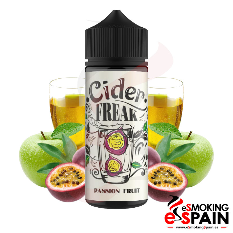 Cider Freak Passion Fruit 100ml 0mg