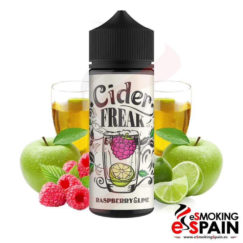 Cider Freak Raspberry Lime 100ml 0mg