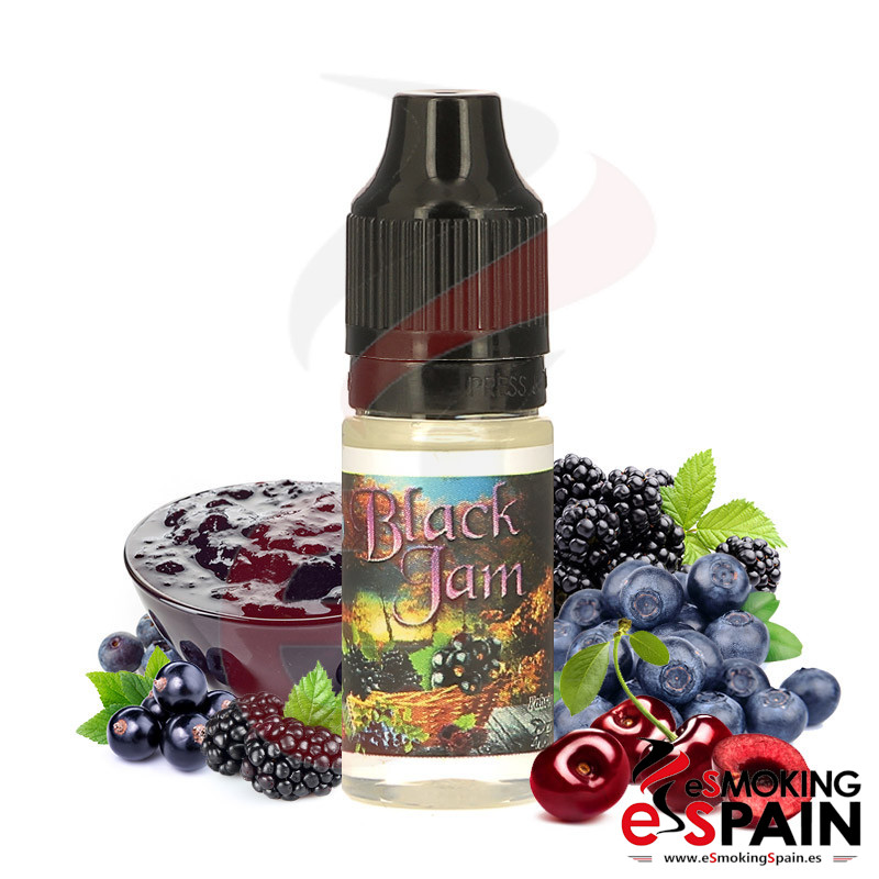 Aroma Clouds Of Lolo Black Jam 10ml (nº4)