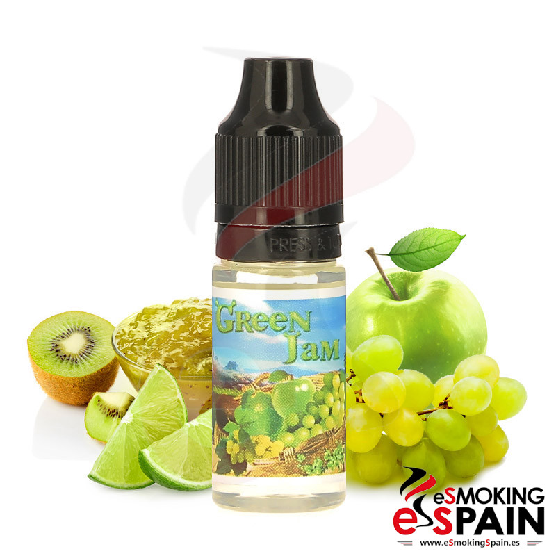 Aroma Clouds Of Lolo Green Jam 10ml (nº29)