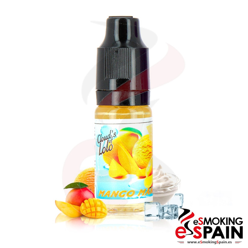 Aroma Clouds Of Lolo Mango Mania Ice 10ml (nº42)