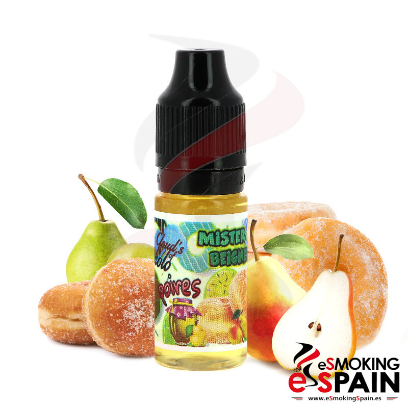 Aroma Clouds Of Lolo Mister Beignet Poires 10ml (nº47)