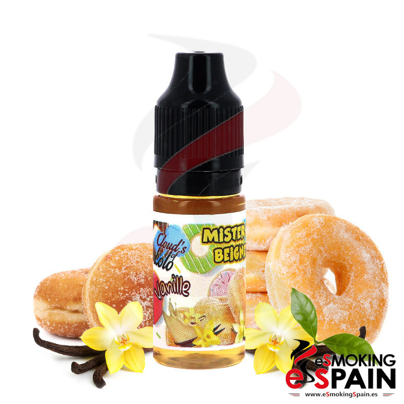 Aroma Clouds Of Lolo Mister Beignet Vanille 10ml (nº48)