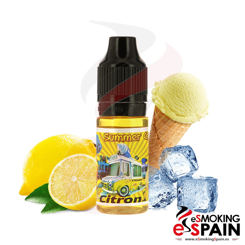 Aroma Clouds Of Lolo Summer Cream Citron 10ml (nº62)