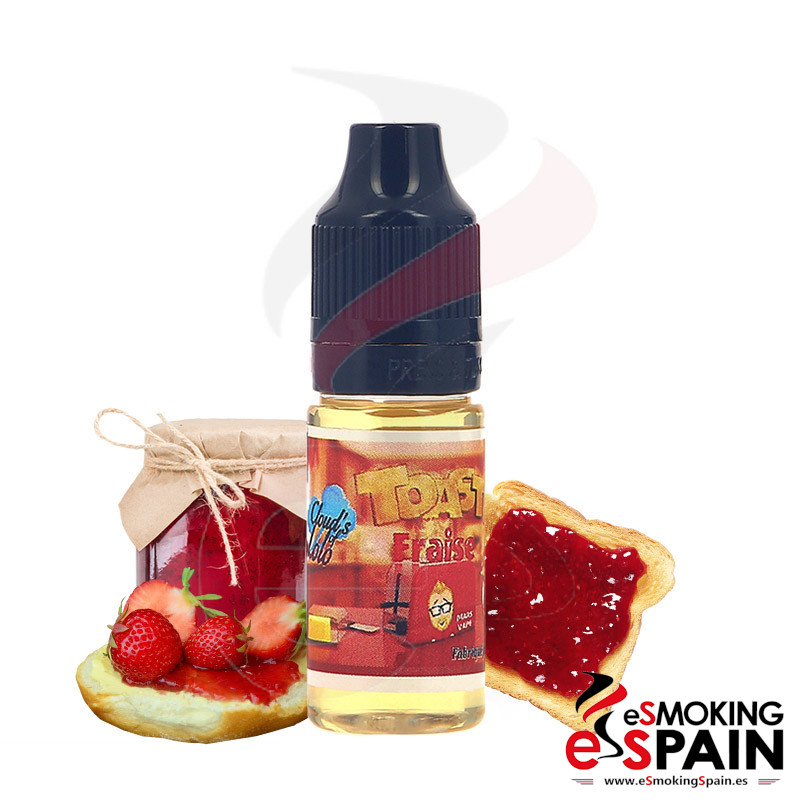 Aroma Clouds Of Lolo Toasty Fraise 10ml (nº66)