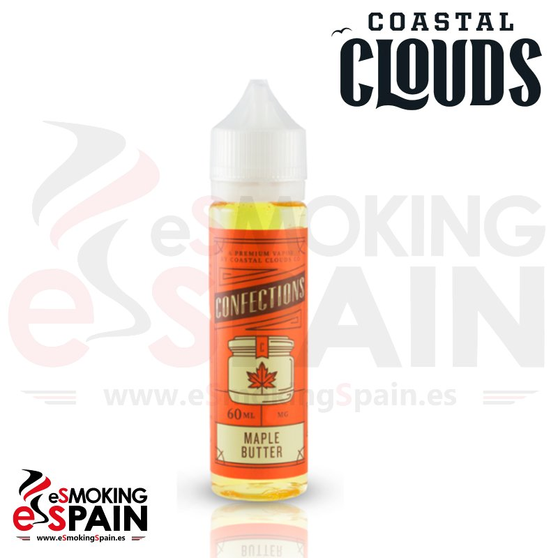 Coastal Clouds Maple Butter 50ML
