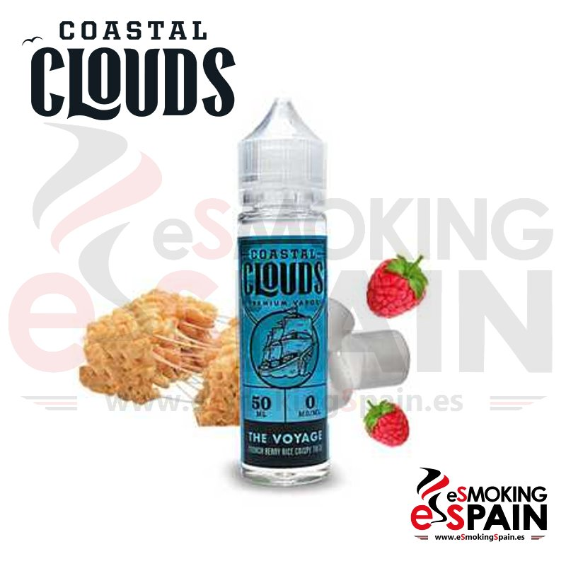 Coastal Clouds The voyage 50ML