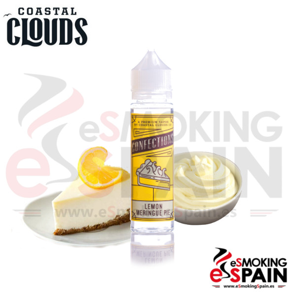Coastal Clouds Lemon Meringue Pie 50ml