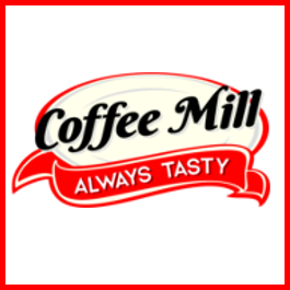 Coffee Mill 10ml