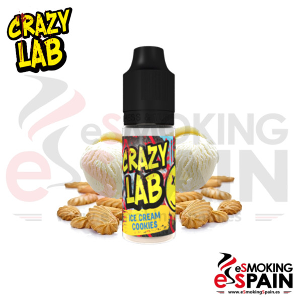 Aroma Cracy Lab Ice Cream Cookies 10ml