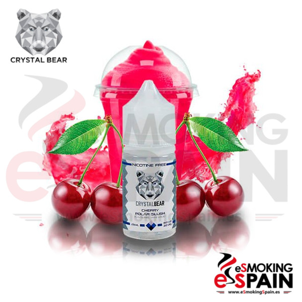 Liquido Crystal Cherry Polar Slush 25ml 0mg