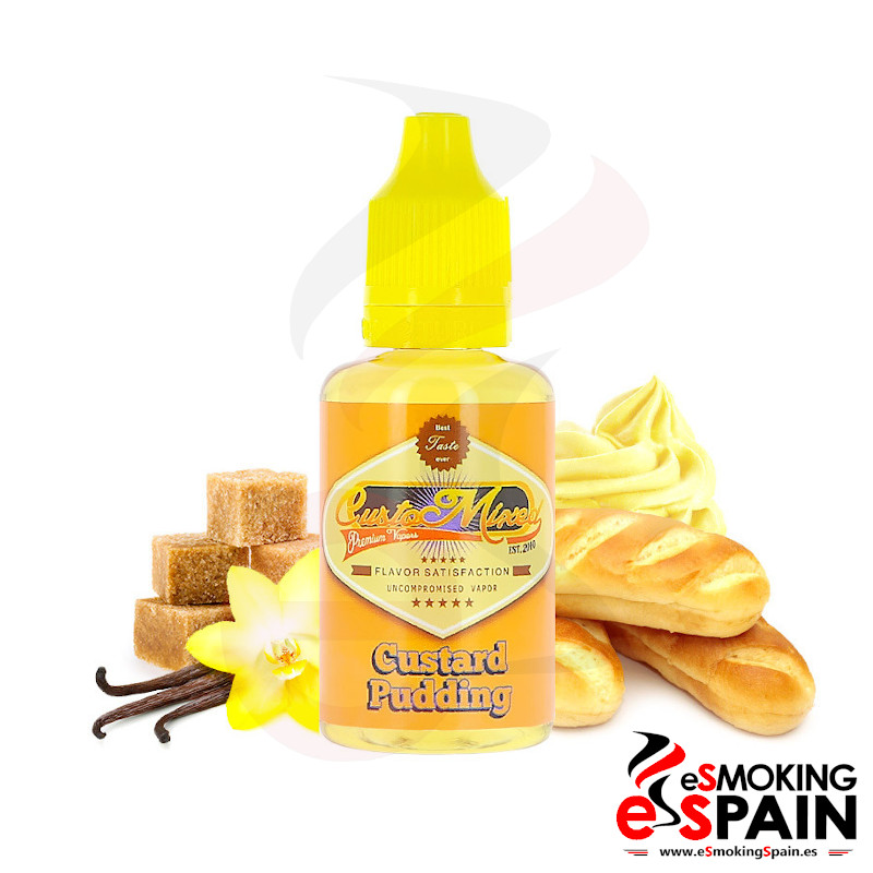 CustoMixed Custard Pudding Aroma 30ml