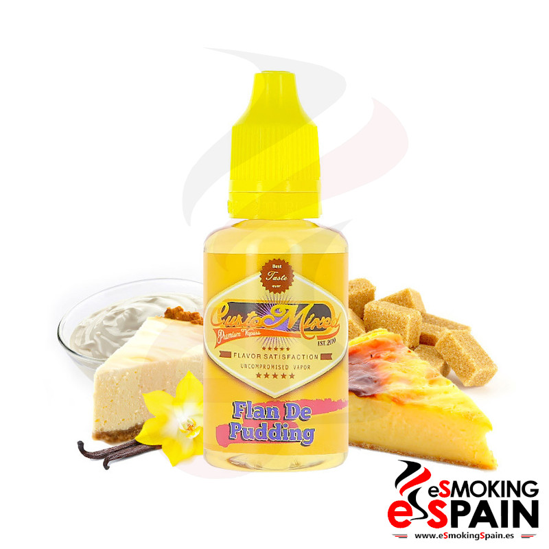 CustoMixed Flan De Pudding Aroma 30ml