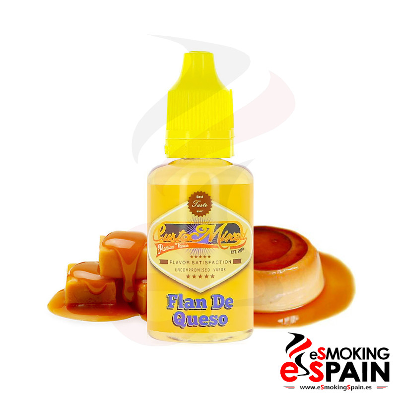 CustoMixed Flan De Queso Aroma 30ml