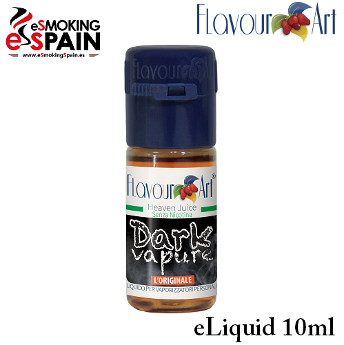 Eliquid FlavourArt DARK VAPURE 10ml (nºL16)